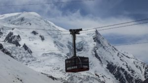 Trailer Monte Bianco