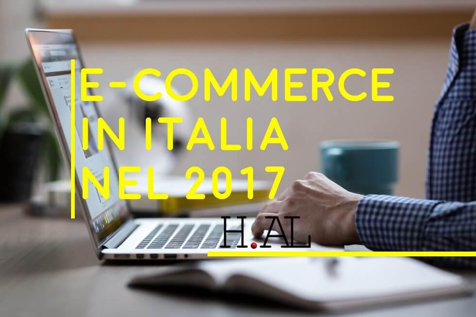 e-commerce in Italia nel 2017