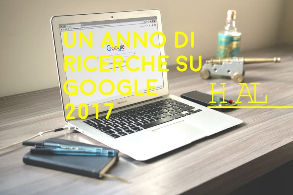 Un anno di ricerche su Google