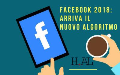 Facebook: arriva il nuovo algoritmo